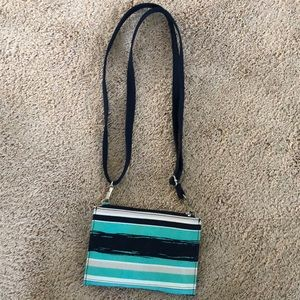 Thirty One clutch bag